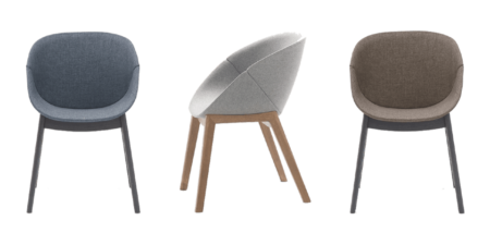 Coquille-Chair